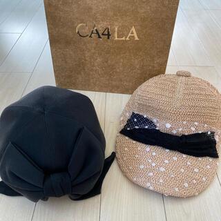 CA4LA - CA4LA☆キャップセット売り