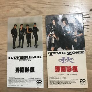 男闘呼組 DAYBREAK  TIMEZONE(ポップス/ロック(邦楽))