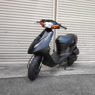 レッツ2 バッテリー新品交換済 2スト 原付 スクーター 大阪から