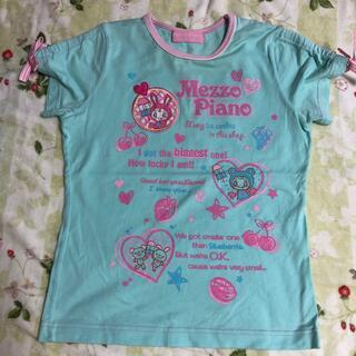 mezzo piano - メゾピアノ  Tシャツ 140cm