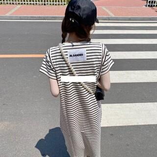 ジルサンダー(Jil Sander)の新品jilsander ワンピース 長いスカート(ロングスカート)