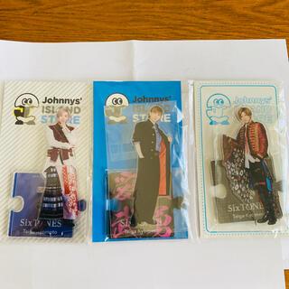 Johnny's - sixtones 京本大我アクリルスタンド 1弾 2弾 3弾 セット アクスタ