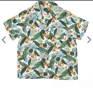 ディズニー(Disney)のシンバのアロハシャツ(シャツ/ブラウス(半袖/袖なし))