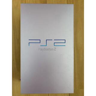 SONY - ジャンク PS2 本体 サクラピンク SCPH-50000