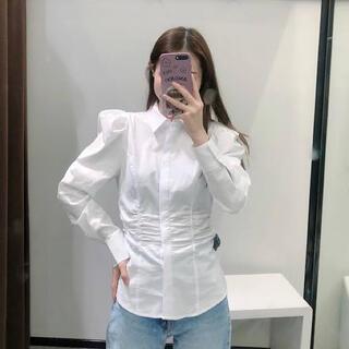 リリーブラウン(Lily Brown)の今週限定 white tops(シャツ/ブラウス(長袖/七分))
