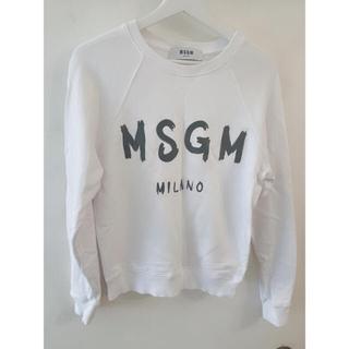 MSGM - MSGM ロゴトレーナー