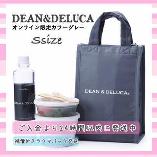 DEAN & DELUCA - DEAN&DELUCA保冷バッググレー S エコバッグクーラーバッグランチバッグ