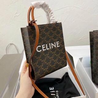 celine - 4色レディース可愛いセリーヌCelineハンドパック