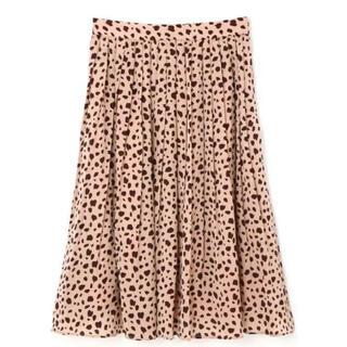 PROPORTION BODY DRESSING - プロポーション ダルメシアン スカート 🤍