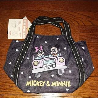 しまむら - 新品未使用 タグ付 しまむら ディズニードライブ トートバッグ ミッキーミニー