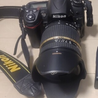 Nikon - NIKON D7000+TAMRON18mm-270mmレンズ