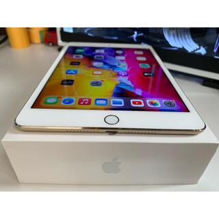 iPad - 【画面美麗コスパ最強】iPad mini4【第4世代】Wi-FiセルラSIMフリ
