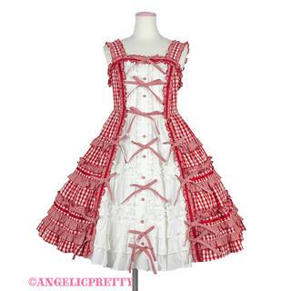 Angelic Pretty - Little Houseジャンパースカート
