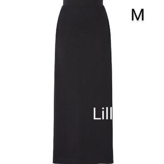 UNIQLO - ユニクロ マメ クロゴウチ エアリズムコットンスリットスカート ブラック M