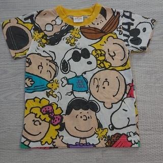 ユニバーサルスタジオジャパン(USJ)のユニバーサルスタジオにて購入  Tシャツ  スヌーピー(Tシャツ/カットソー)