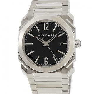 ブルガリ(BVLGARI)のブルガリ  オクト BGO41BSSD 自動巻き メンズ 腕時計(腕時計(アナログ))