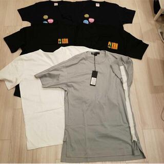 Y-3 - Y3新品タグ付き半袖Tシャツ6枚売り
