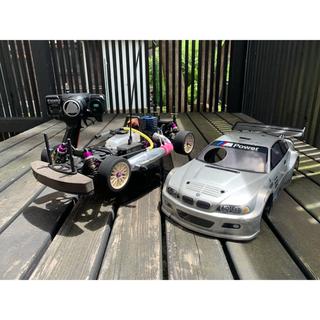hpi racing R40 4WD エンジンラジコンカー