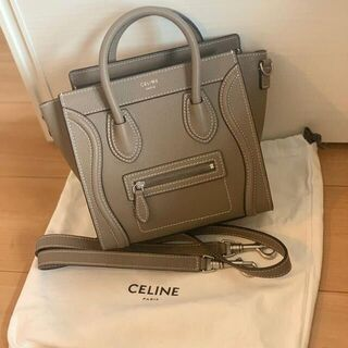 CEliNE / ランゲージナノショッパー ショルダーバッグ ハンドバッグ