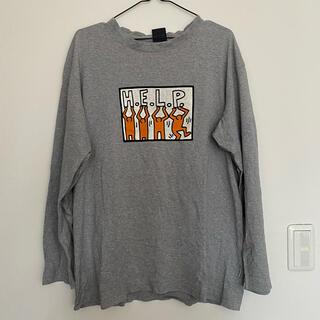 ビームス(BEAMS)のキースヘリング Tシャツ(Tシャツ(長袖/七分))