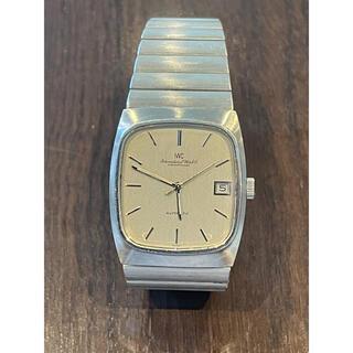 インターナショナルウォッチカンパニー(IWC)のIWC 腕時計 ヴィンテージ アンティークウォッチ ステンレス(腕時計(アナログ))