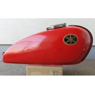 ヤマハ(ヤマハ)の純正!SR400 初期型ナロータンク(純正キャップ&純正コック付き)(パーツ)