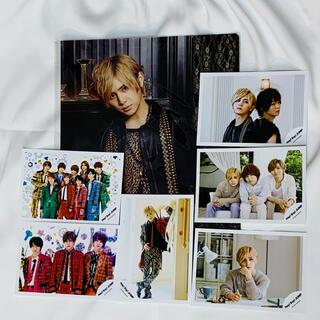 ヘイセイジャンプ(Hey! Say! JUMP)のDEAR. 山田涼介ファイル・公式写真28枚(アイドルグッズ)