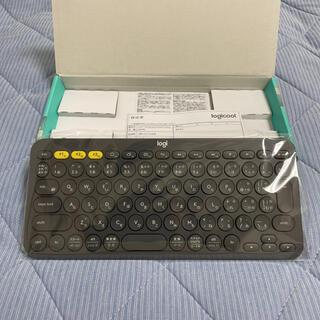 エレコム(ELECOM)のLogicool K380BK bluetoothキーボード(PC周辺機器)
