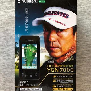 ユピテル(Yupiteru)のユピテルゴルフナビ GPS計測器 YGN7000(その他)