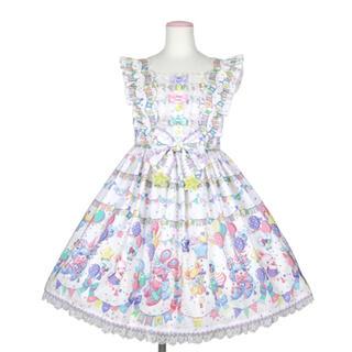 Angelic Pretty - Happy Garlandジャンパースカート angelic pretty