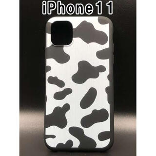 iPhone11 牛柄 ケース スマホ 携帯カバー ホルスタイン 人気 F
