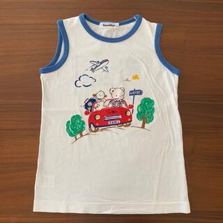 ファミリア(familiar)のファミリア タンクトップ Tシャツ 120(Tシャツ/カットソー)