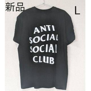 ANTI - ANTI SOCIAL SOCIAL CLUB Tシャツ ブラック L
