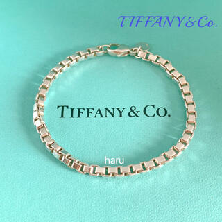 Tiffany & Co. - 美品TIFFANY&Co. ティファニー ベネチアン ブレスレット