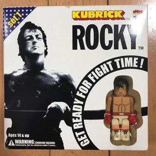 メディコムトイ(MEDICOM TOY)の MEDICOMTOY  KUBRICK ROCKY ロッキー(スポーツ)