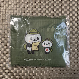 楽天 エコバッグ お買い物パンダ