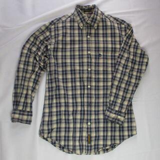 Timberland - 【美品】メンズ★【Timberland】長袖ボタンダウンチェックシャツ