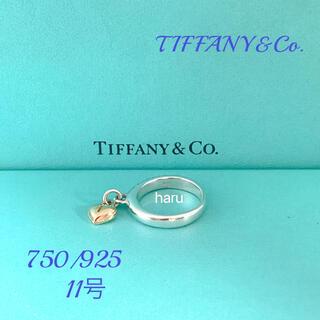 Tiffany & Co. - 希少 美品TIFFANY&Co. ティファニーオールド 鍵 リング750&925