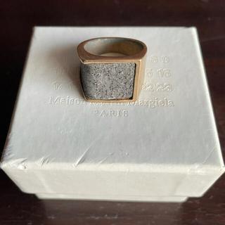 マルタンマルジェラ(Maison Martin Margiela)のMaison Margiela メゾン マルタン マルジェラ 真鍮リング(リング(指輪))