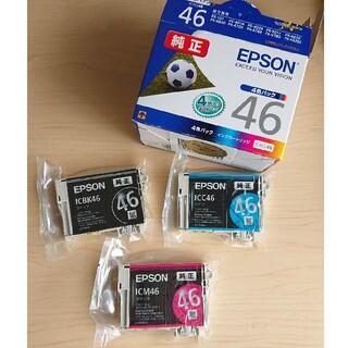 EPSON - 純正 EPSON IC4CL46 エプソン プリンター インクカートリッジ