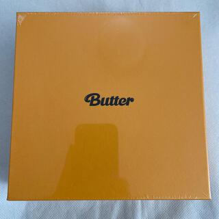 防弾少年団(BTS) -  BTS butter CDアルバム cream.ver. 新品未開封