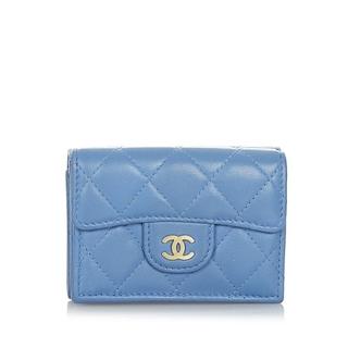 CHANEL - シャネル 二つ折り財布 レディース 美品