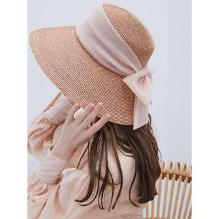 eimy istoire - ♡ Organdy Ribbon Capellin hat
