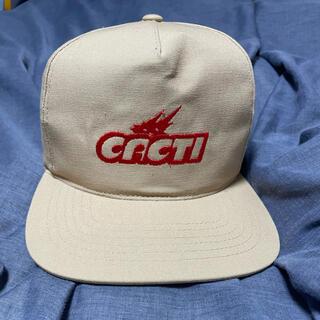 CACTUS - cacti cap/Travis scott cactus jack 新品未使用
