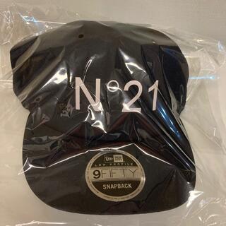 N°21 - ヌメロヴェントゥーノ n°21 ニューエラ コラボ 阪急 キャップ