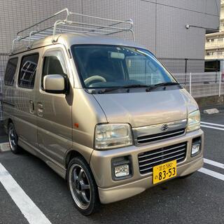 スズキ - スズキ エブリィ ワゴン 車検4/10迄