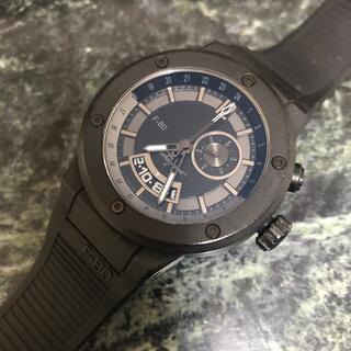 Salvatore Ferragamo - フェラガモ  限定  F-80  GMT  腕時計  美品  メンズ