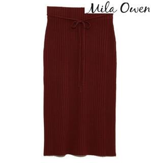 Mila Owen - 未使用 ミラオーウェン milaowen スカート