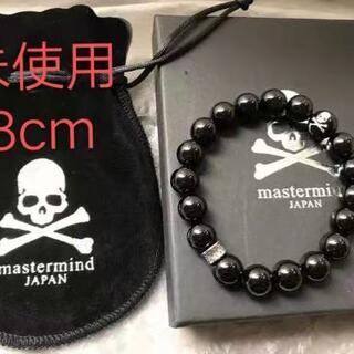 マスターマインドジャパン(mastermind JAPAN)のMastermind Japan バングル/リストバンド ブラックオニキス(バングル/リストバンド)