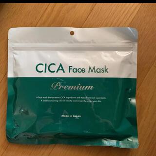 CICA Face Mask 30p プレミアム シカ フェイスマスク